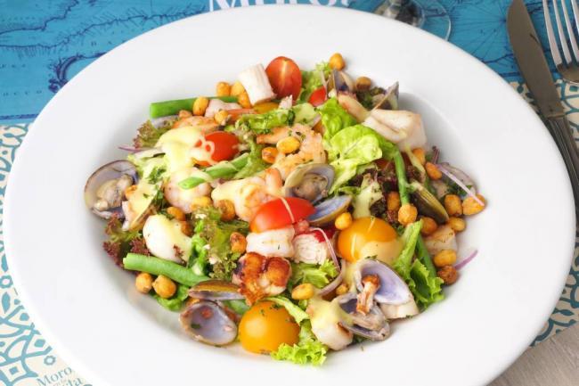 Cocina mediterr nea una experiencia gustativa en for Comida vanguardia