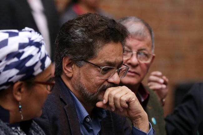 Colombia: FARC anuncia que 'Timochenko' será su candidato presidencial en 2018