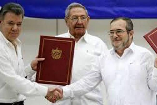OEA advierte de amenazas al acuerdo de paz con Colombia