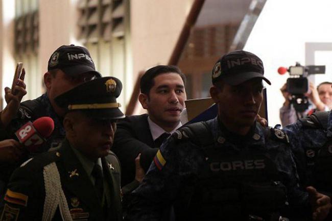 Denuncian amenazas de muerte a Luis Gustavo Moreno