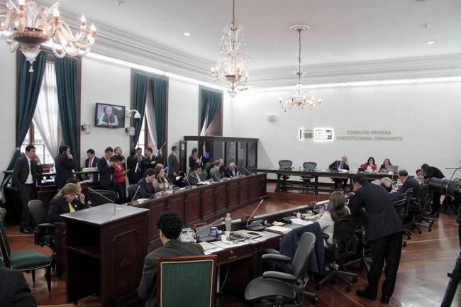 Reforma Política avanza en el Congreso