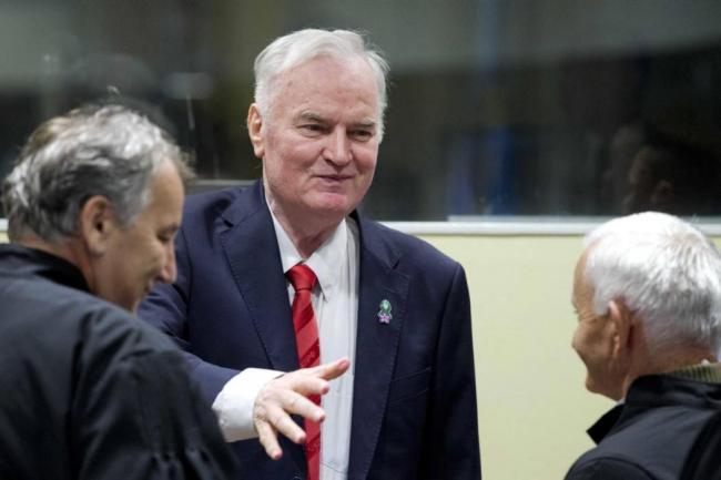Ratko Mladic, condenado por genocidio y crímenes contra la humanidad