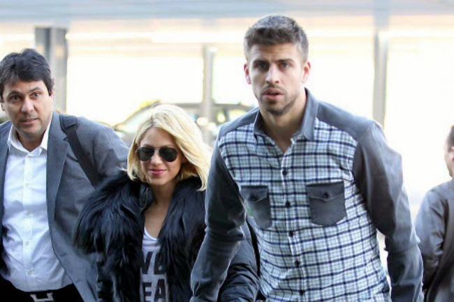 Shakira y Piqué protagonizan fuerte pelea en un restaurante