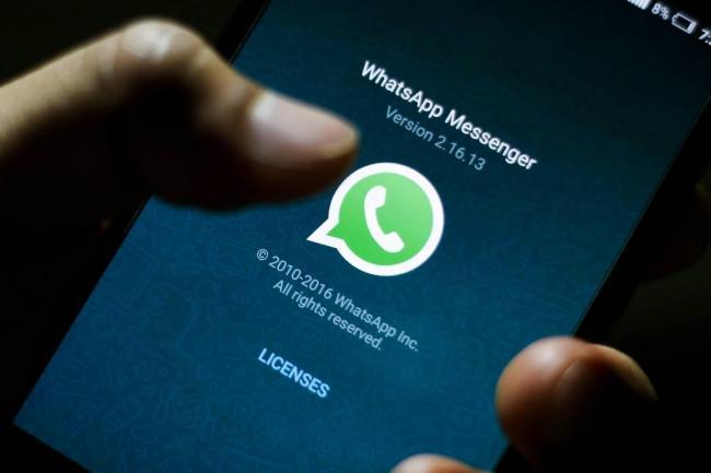 WhatsApp presenta fallas en su plataforma