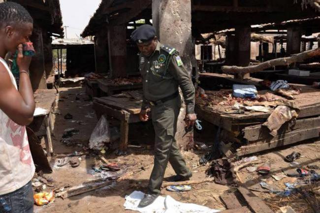 Nigeria: atentado suicida deja al menos 13 muertos y 53 heridos