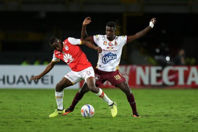 Tolima y Santa Fe abren las semifinales de la Liga en Ibagué