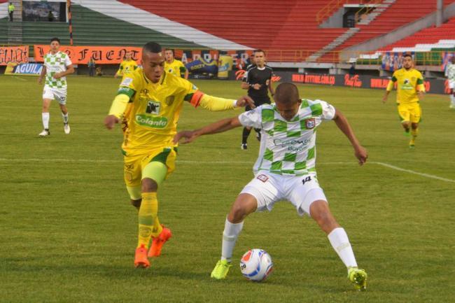 Boyacá Chicó gana a Leones y asciende a Primera División