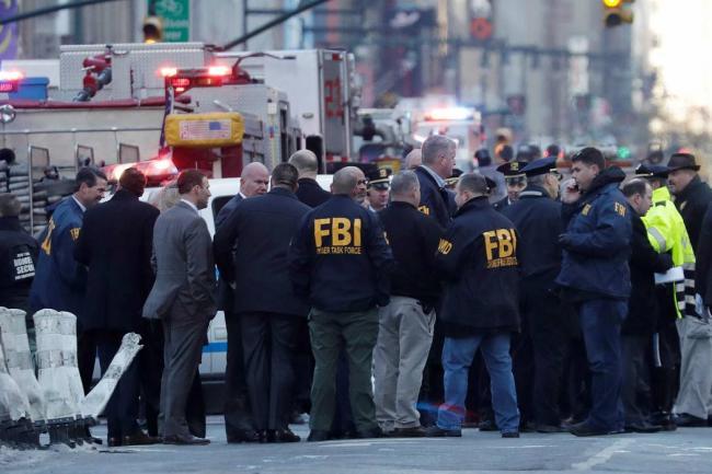 Intento de atentado dejó cinco heridos — Nueva York