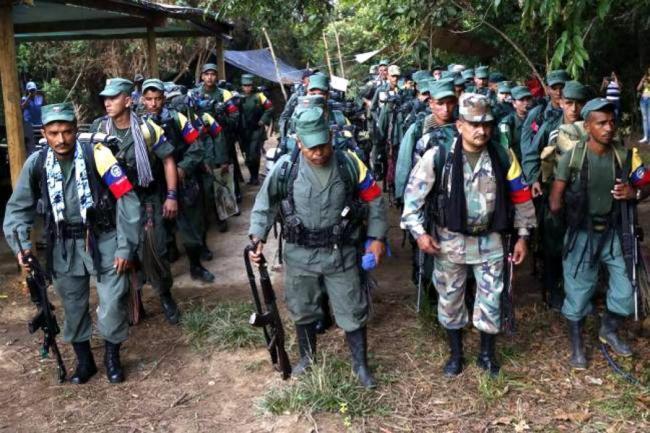 Rescatados ingenieros secuestrados por disidentes de las Farc