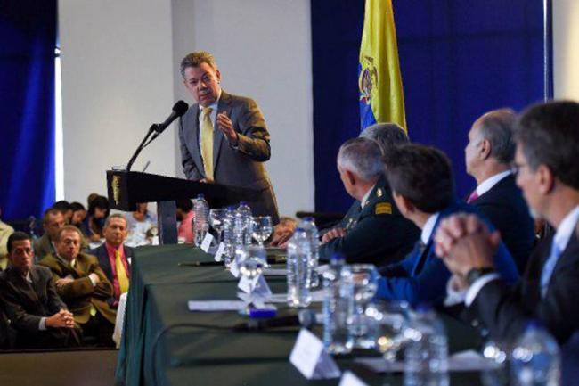 Clan del Golfo anuncia cese unilateral de actividades en Colombia
