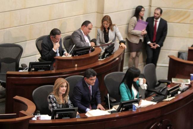 Gobierno gana demanda sobre las 16 circunscripciones especiales de paz