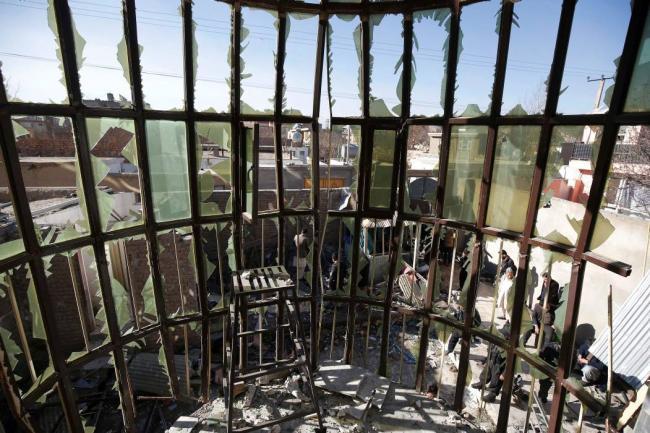 Reportan numerosos muertos tras una explosión en Kabul