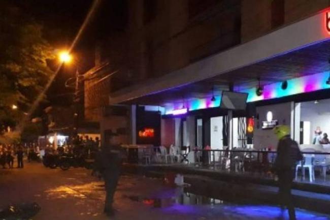 Más de 36 heridos por explosión en discoteca de Colombia