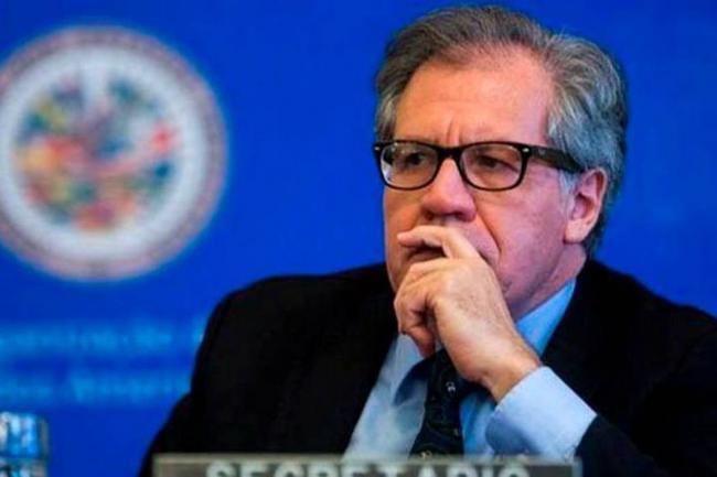 Secretario de OEA pide más sanciones para