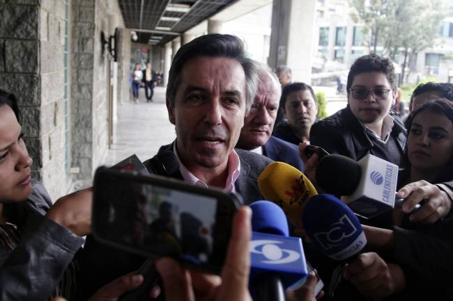 Roberto Prieto recibió $650 millones por Ruta del Sol 3: Fiscalía
