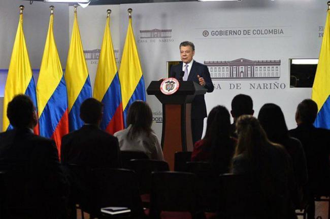 Gobierno colombiano y ELN reanudan este 8 de enero negociaciones de paz