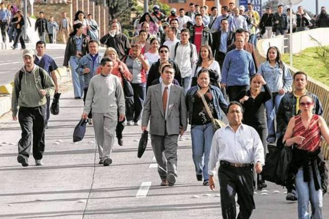 Inicia censo nacional en Colombia