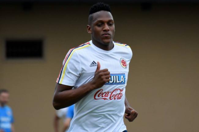 Yerry Mina es de Barça, confirman prensa española y brasileña