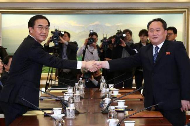 Las dos Coreas evalúan presentar un equipo conjunto en JJOO de Invierno