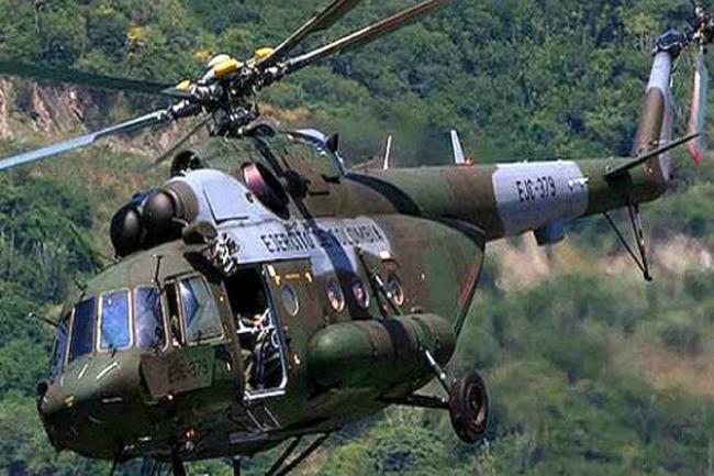 Siete personas habrían fallecido en accidente de helicóptero en Segovia