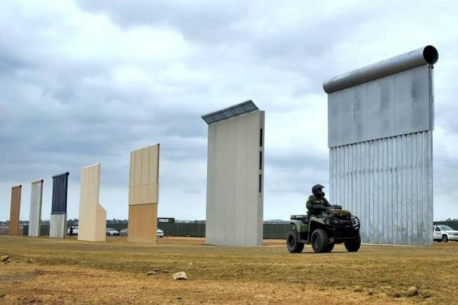 México no pagará el muro de ninguna manera, dice la SRE