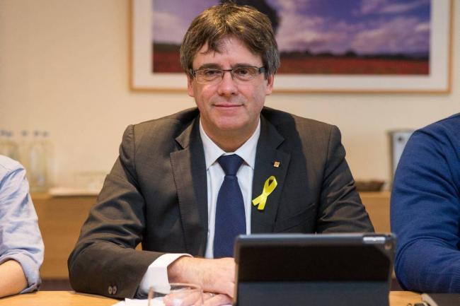 Postulan a Puigdemont a presidente de Cataluña