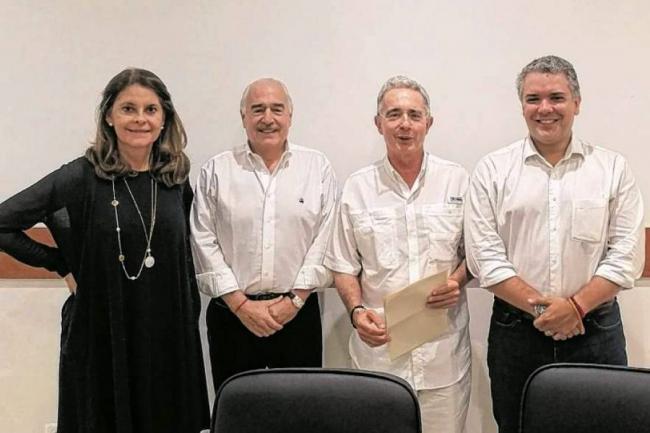 Marta Lucía Ramírez sí participará en consulta popular con Duque y Ordóñez
