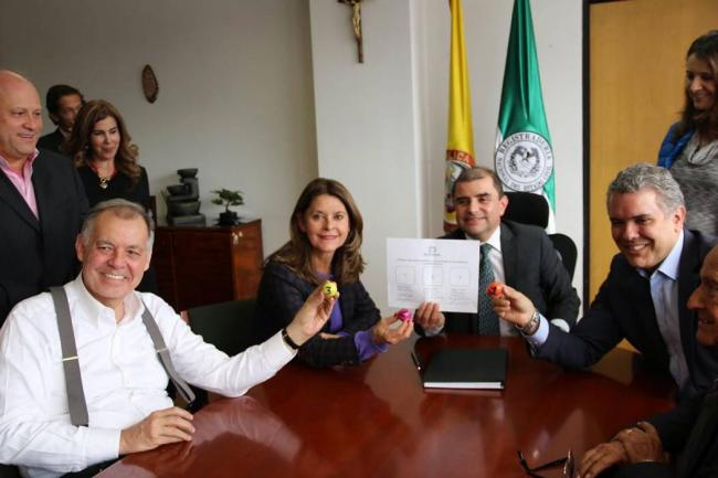 Duque, Ordóñez y Ramírez confirman consulta para marzo