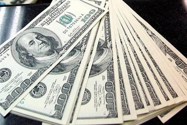 Este miércoles el dólar perdió 38 pesos