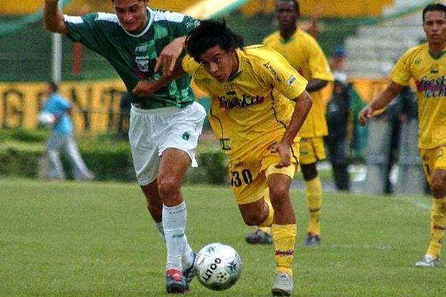 Sherman Cárdenas regresa al club — Atlético Bucaramanga
