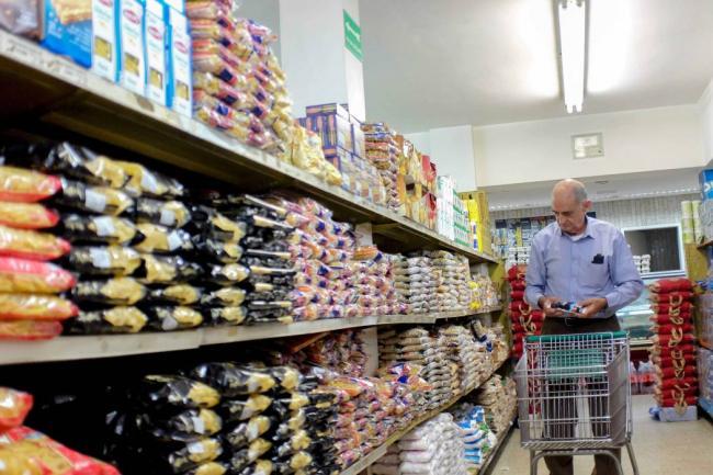 Inflación bajó en enero y se ubicó en 0,63 %