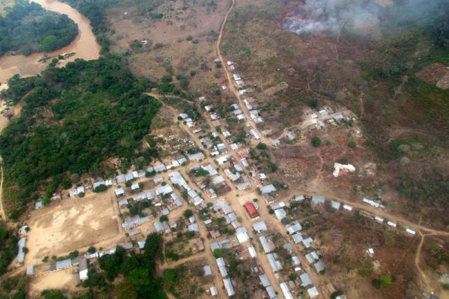 Atacan con explosivo la estación de Policía de Norosí, Bolívar