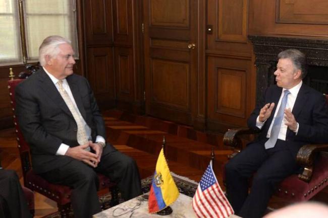 Colombia y EE.UU: Es necesario restaurar democracia en Venezuela