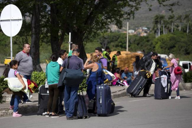 Colombia extiende Permiso Especial de Permanencia para venezolanos