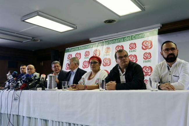 FARC suspenderá campañas políticas ante los problemas de seguridad