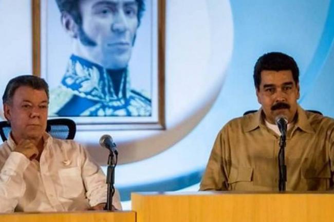 Éxodo de venezolanos preocupa en Colombia