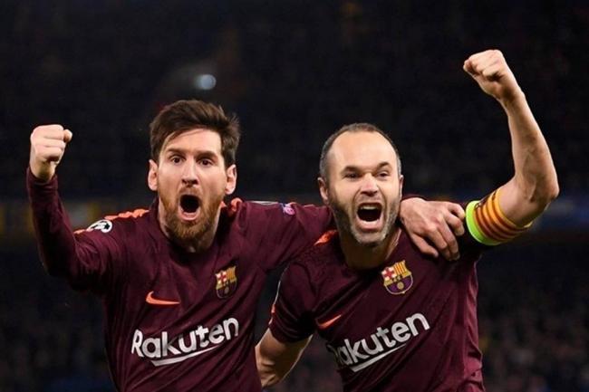 Bayern goleó y sentenció; Messi salvó al Barcelona