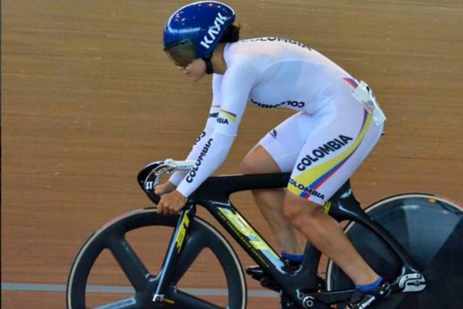 Cinco ciclistas representarán a Colombia en el Mundial de pista en Holanda