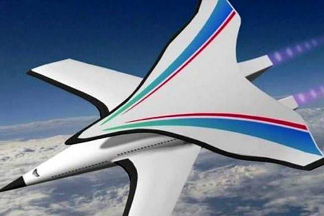 Avión comercial chino viajará en dos horas de Pekín a NY