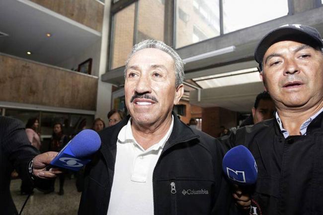 Detenido exgobernador de Santander por presunto enriquecimiento ilícito