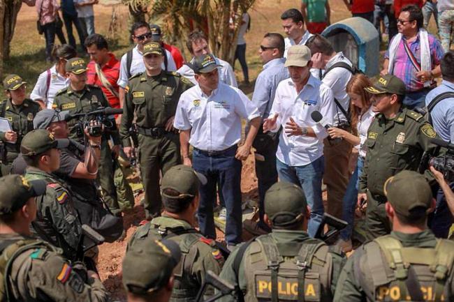 Cortesía Gobernación de Bolívar/VANGUARDIA LIBERAL