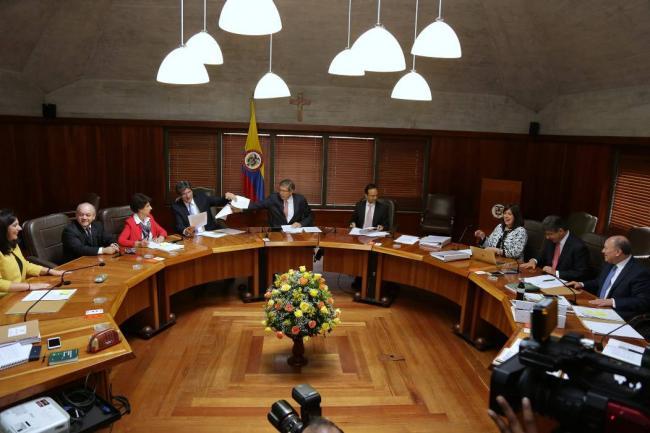Condicionamientos a Ley de Amnistía en sintonía con el acuerdo: Gobierno