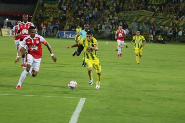 Tomada del Twitter del Atlético Bucaramanga