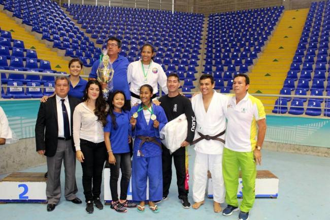 Suministrada Liga de Judo de Santander / VANGUARDIA LIBERAL