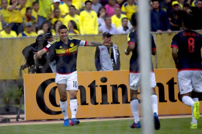 Colombia jugará amistoso con Egipto antes del Mundial de Rusia