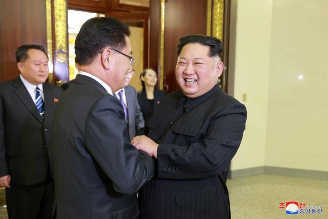 Corea del Norte quiere hacer la paz: Trump