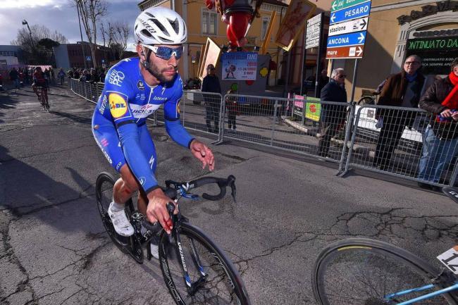 Kwiatkowski conquista la Tirreno-Adriático; Rigo fue el mejor colombiano