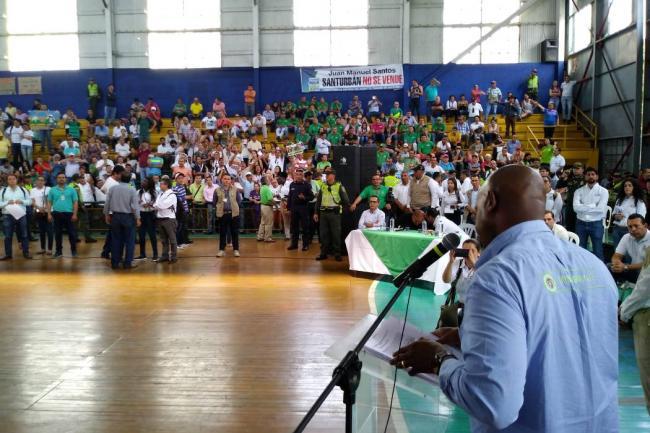 Marco A. Rodríguez P./VANGUARDIA LIBERAL