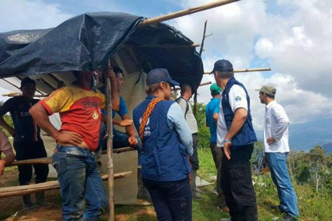 ELN asegura que el EPL les declaró la guerra en el Catatumbo