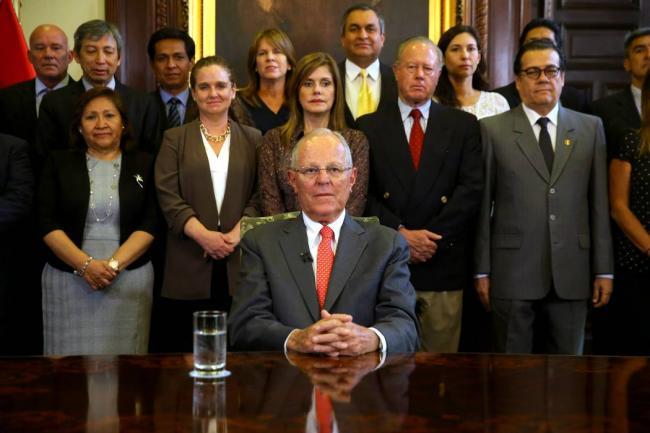 Verónika Mendoza pide a Vizcarra convocar a elecciones generales